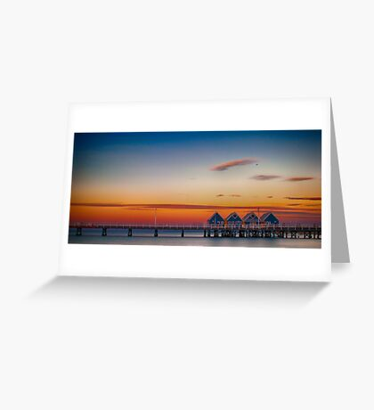 Busselton Breeze Greeting Card
