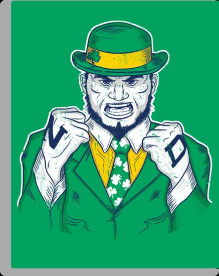Fighting Irish by freeagent08