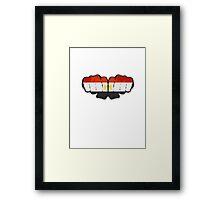 Egypt! Framed Print