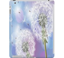 Dandy Lion Flowers iPad Case iPad Case/Skin