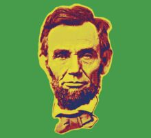 Bright Face Abraham Lincoln  Kids Clothes