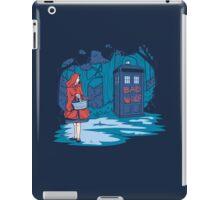 Big Bad Wolf iPad Case/Skin