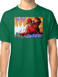 North Korean Propaganda - Red Army Classic T-Shirt