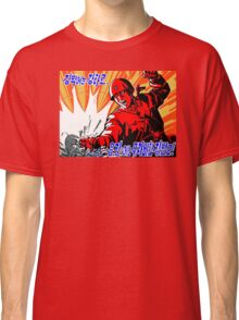 North Korean Propaganda - Red Army Classic T-Shirt