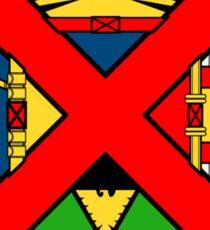 X-Symbol Sticker