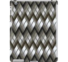 Silver Metal Pattern iPad Case iPad Case/Skin