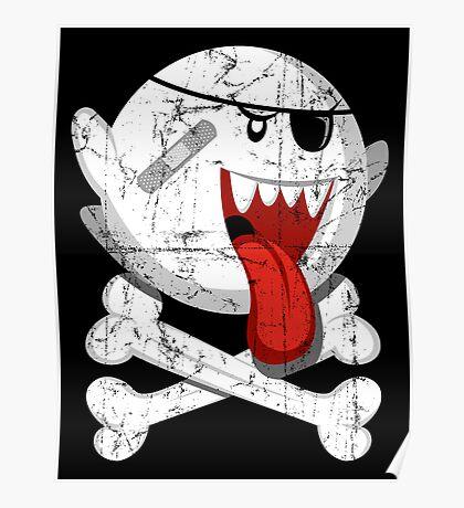 Pirate Boo! Poster