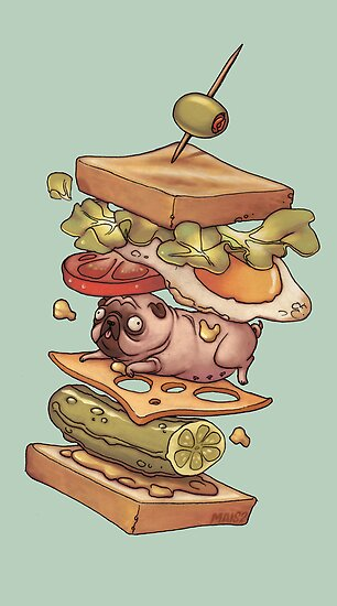 PUG_SANDWICH by mais2