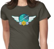 Sailor Neptune Crest Womens Fitted T-Shirt
