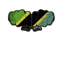 Tanzania! by ONE WORLD by High Street Design