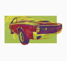 psycho-delic muscle car! Kids Clothes