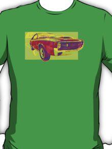 psycho-delic muscle car! T-Shirt