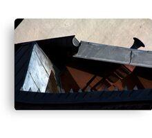 Constructivism .......  in Paris ....... Canvas Print