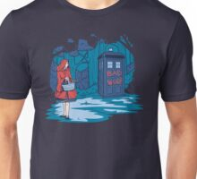 Big Bad Wolf Unisex T-Shirt