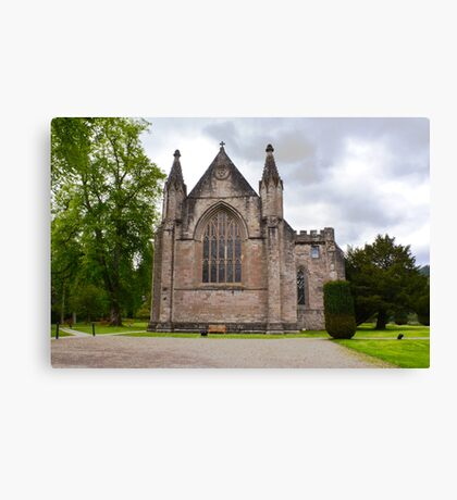 Dunkeld Cathedral Canvas Print