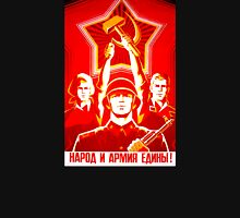 USSR Propaganda - Hammer and Sickle Unisex T-Shirt
