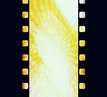Vintage Film Strip iPhone iPod Case by wlartdesigns