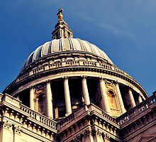 St. Paul's Cathedral, London by NicholaNR