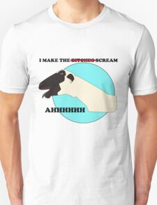 I make the B*&^% scream AHHH (goats) T-Shirt