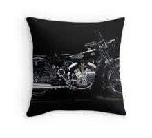 Brough Superior 11.50  Throw Pillow