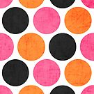 party polka dots by beverlylefevre