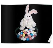 Peter Rabbit's Eggs Poster