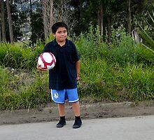 Cuenca Kids 259 by Al Bourassa