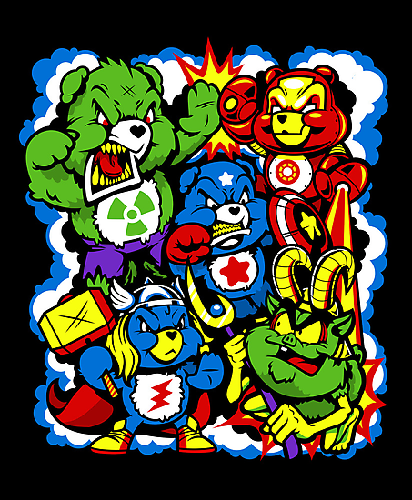 The Care Initiative  by harebrained