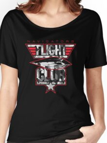 Flight Club (Stealth) Women's Relaxed Fit T-Shirt