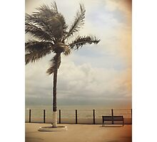 The Wind in My Hair Photographic Print