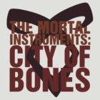 The Mortal Instruments Shirt by thespngames