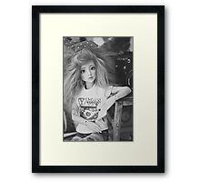 Like in old times Framed Print
