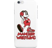 Mangler Willie iPhone Case/Skin
