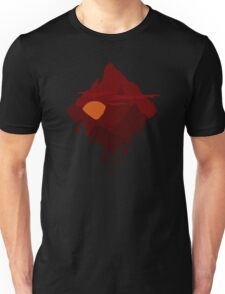 Dawn at the Mountain Home Unisex T-Shirt