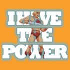 I Have the Power by inesbot