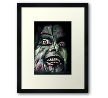 """I will feast on your soul!"" Framed Print"