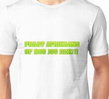 AFRIKAANS Unisex T-Shirt