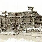 Gamble House, Pasadena CA by russhobbs