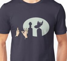 Mystery Silhouette Theater 3000 Unisex T-Shirt