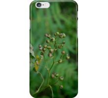 green berries iPhone Case/Skin