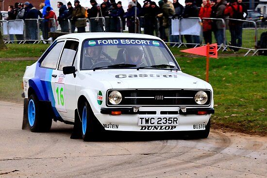 Ford Escort MK2 RS1800 by Willie Jackson