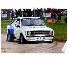 Ford Escort MK2 RS1800 Poster