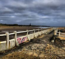 Tynemouth Lido by Brian Avery