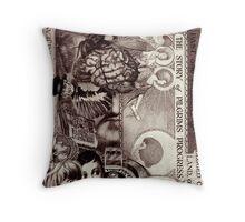The Naturists Throw Pillow