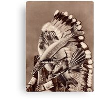 River Chief. Canvas Print