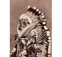 River Chief. Photographic Print
