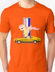 Mustang Fluttershy T-Shirt