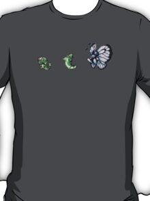 Caterpie evolutions T-Shirt