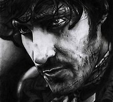 Vincent Gallo by Sophie Corrigan