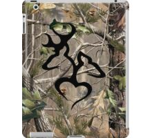 camo browning iPad Case/Skin